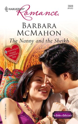 The Nanny And The Sheikh by Barbara McMahon