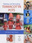 Painting and Decorating Terracotta Pots