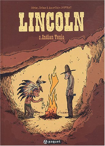 Indian Tonic (Lincoln #2)