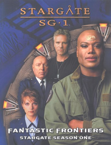 Stargate Sg1 Fantastic Frontiers Season One by James Maliszewski