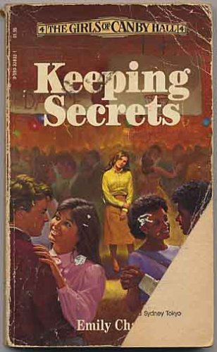 Keeping Secrets The Girls of Canby Hall 4