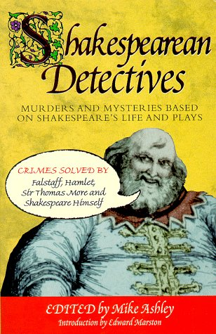 Shakespearean Detectives by Mike Ashley