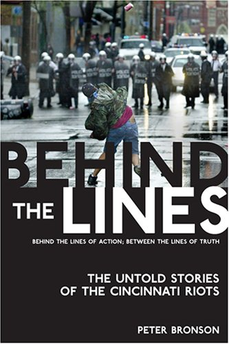 Behind The Lines by Peter Bronson
