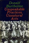 Unspeakable Practices
