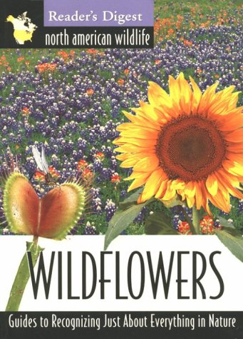 North american wildlife: wildflowers field guide