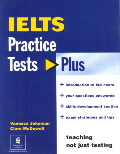 IELTS Practice Tests Plus by Vanessa Jakeman — Reviews ...
