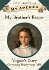 My Brother's Keeper by Mary Pope Osborne