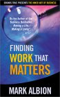 Finding Work That Matters