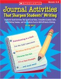 Journal Activities That Sharpen Students' Writing