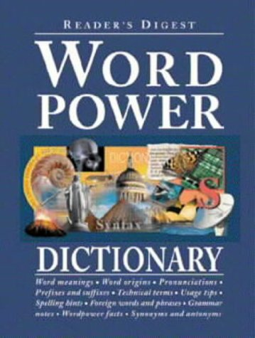 Word Power Dictionary by Reader's Digest Association