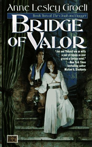 Bridge of Valor (The Cloak and Dagger, #2)