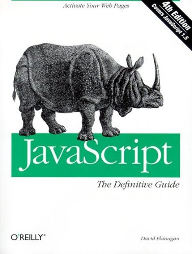 JavaScript by David Flanagan