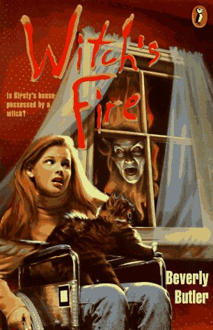 Witch's Fire by Beverly Butler