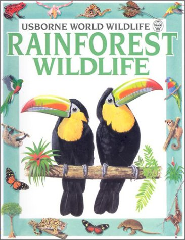 Rainforest Wildlife (World Wildlife Series)