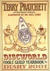 Discworld Fools' Guild Diary 2001