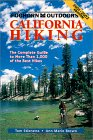 California Hiking 2001-2002: The Complete Guide to More Than 1,000 of the Best Hikes (Foghorn Outdoors)