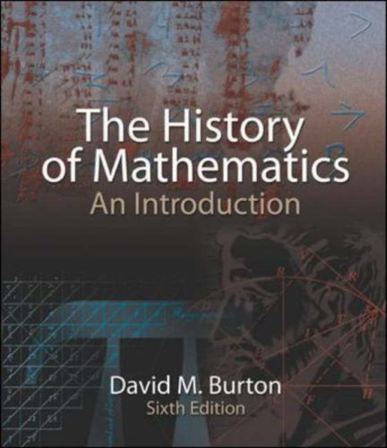An introduction to the history of math
