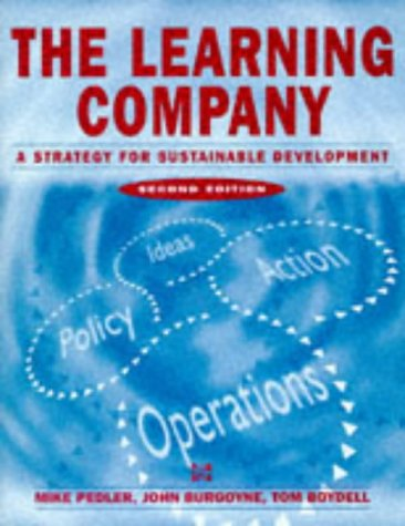 The Learning Company by Mike Pedler