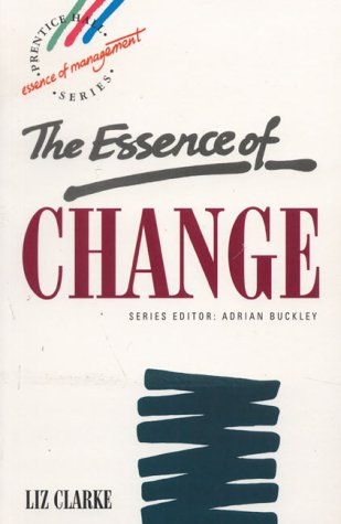 The Essence of Change