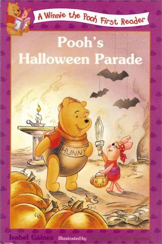 Poohs Halloween Parade Winnie the Pooh First Readers 15