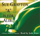 A is for Alibi (Kinsey Millhone Mystery)