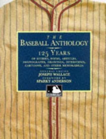 Baseball Anthology by Joseph Wallace