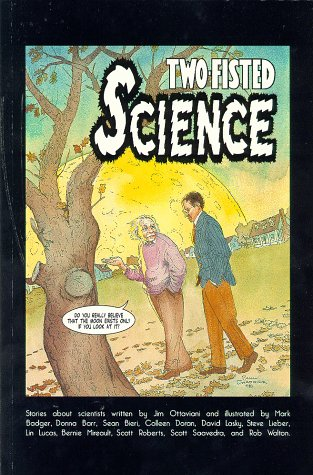 Two-Fisted Science by Paul Chadwick