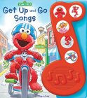 Elmo Get Up and Go Songs (Interactive Music Book)