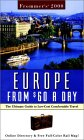 Frommer's Europe from $60 a Day: The Ultimate Guide to Comfortable Low-Cost Travel
