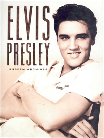 Elvis Presley by Marie Clayton