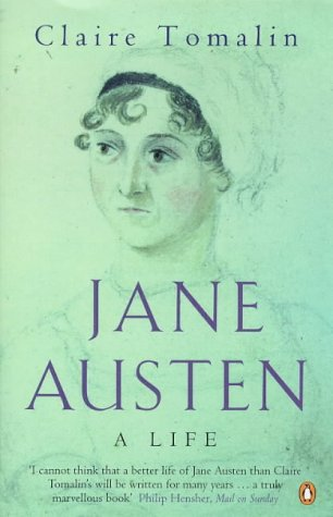 Jane Austen A Life by Claire Tomalin