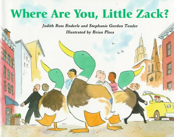 Where Are You, Little Zack?
