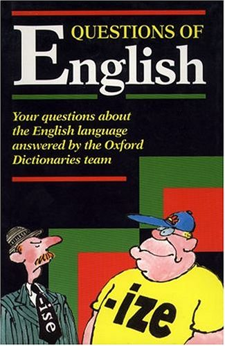 Qustions Of English