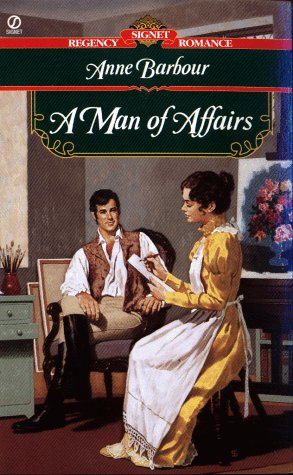 A Man of Affairs by Anne Barbour