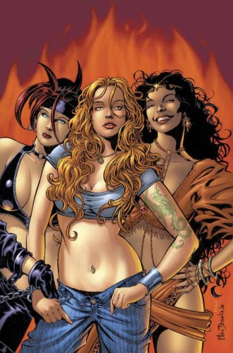Witches Volume 1 Tpb by Brian Patrick Walsh