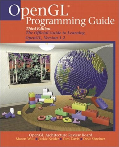 OpenGL Programming Guide: The Official Guide to Learning OpenGL, Version 1.2