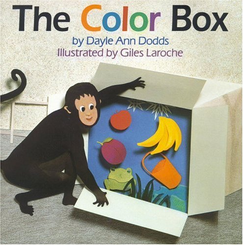 The Color Box by Dayle Ann Dodds
