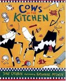 Cows in the Kitchen by June Crebbin