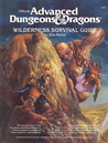 Wilderness Survival Guide (Advanced Dungeons & Dragons 1st Edition, Stock #2020)