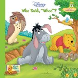 Who Said, &quot;Whoo&quot;? Vol. 12 Animal Communication (Winnie The Pooh's Thinking Spot Series, Volume 12)