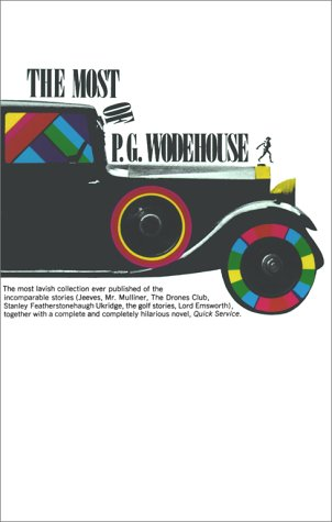 Free Download The Most of P. G. Wodehouse DJVU