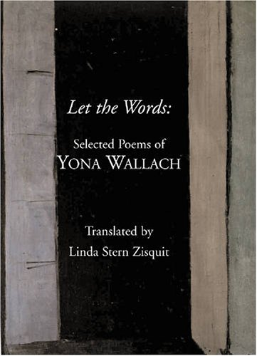 Free download Let the Words by Yona Wallach PDF