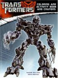 Transformers: Coloring and Activity Book and Crayons (Transformers)