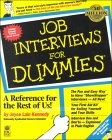 Job Hunting For Dummies / Job Interviews For Dummies