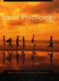 Social Psychology With Cd Rom 6th Edit