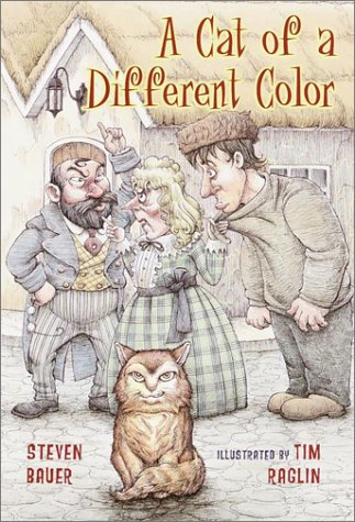 A Cat of a Different Color by Steven Bauer