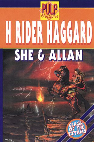 She And Allan (She Trilogy)