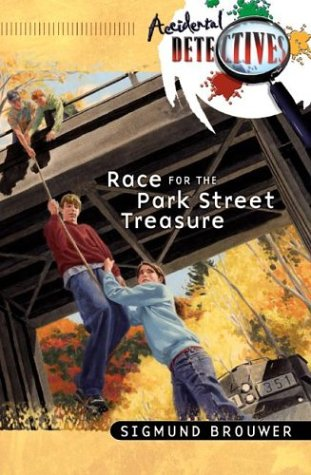 Race For The Park Street Treasure by Sigmund Brouwer