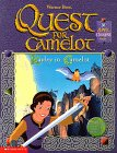 Kayley in Camelot Jewel: Book and Jewel Stickers (Quest for Camelot)