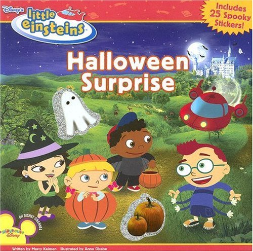 Halloween Surprise [With 25 Spooky Stickers]